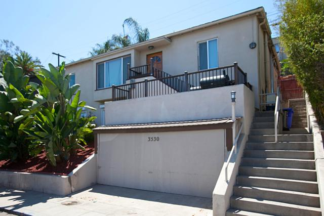 3528-30 Wilshire Terrace, San Diego, CA 92104 (#180043805) :: Bob Kelly Team