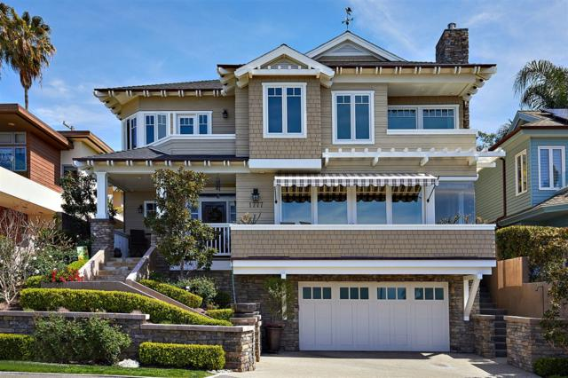 1777 Haydn Drvie, Cardiff By The Sea, CA 92007 (#180043813) :: Whissel Realty