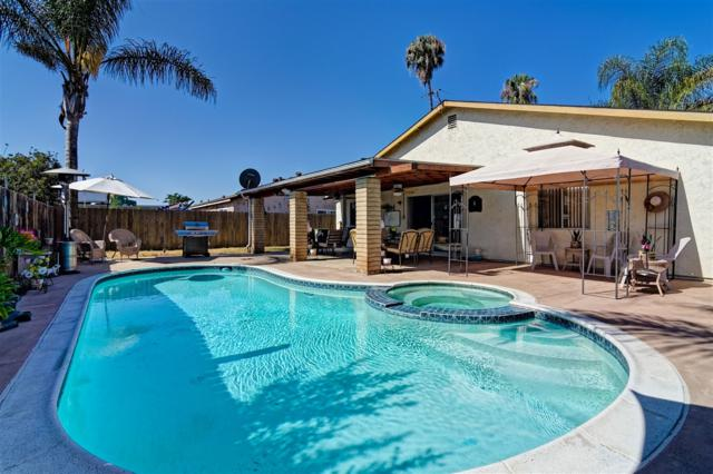 8729 Summercrest Ln, Santee, CA 92071 (#180043882) :: Beachside Realty