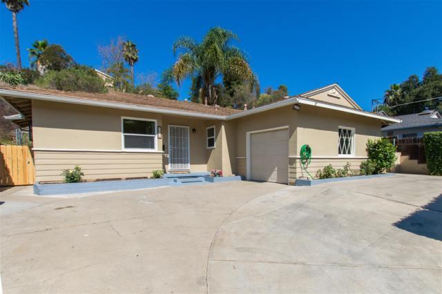 5826 Nagel St, La Mesa, CA 91942 (#180043925) :: Keller Williams - Triolo Realty Group