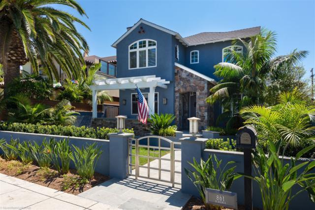 861 B Ave, Coronado, CA 92118 (#180043968) :: Ascent Real Estate, Inc.