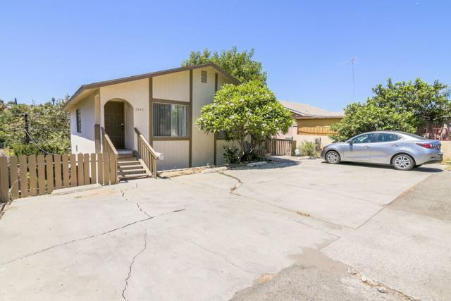 2040-42 Noble St, Lemon Grove, CA 91945 (#180043972) :: Keller Williams - Triolo Realty Group