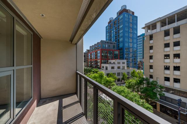 1150 J Street #520, San Diego, CA 92101 (#180043990) :: The Yarbrough Group