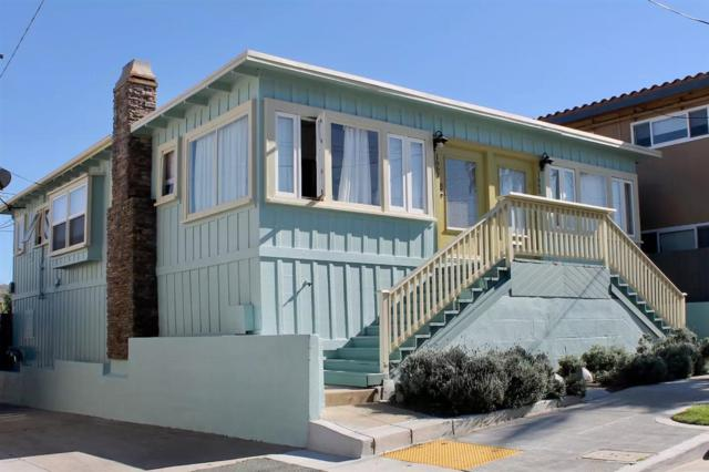 1665 /1667 Bacon St., San Diego, CA 92107 (#180044000) :: Ascent Real Estate, Inc.