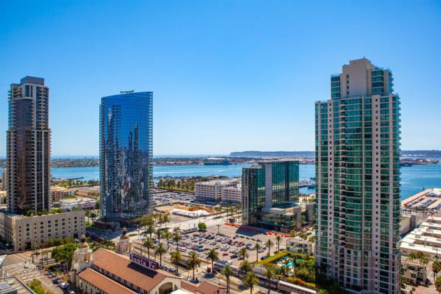 1240 India St #2403, San Diego, CA 92101 (#180044025) :: The Yarbrough Group