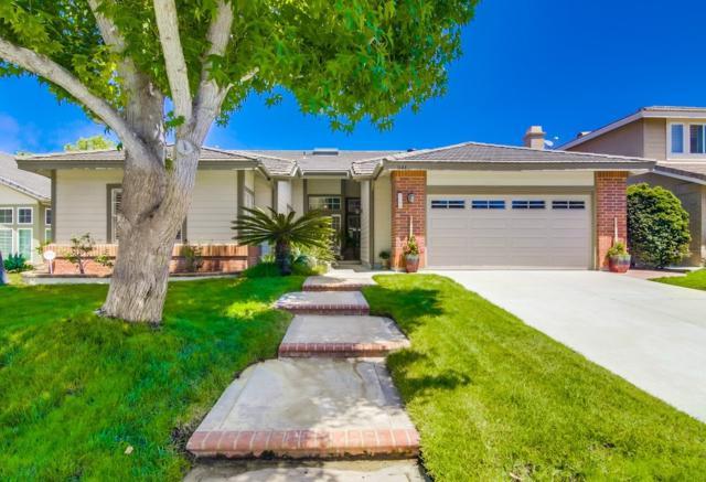 1648 Orchard Wood Rd, Encinitas, CA 92024 (#180044089) :: Keller Williams - Triolo Realty Group