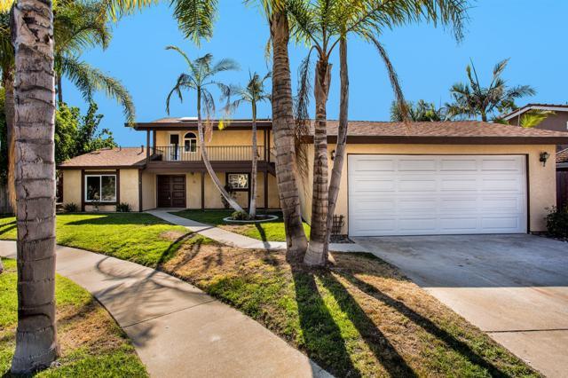1540 Northcrest Ln, Vista, CA 92083 (#180044165) :: Keller Williams - Triolo Realty Group