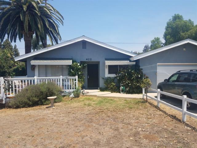 422 Mason Rd, Vista, CA 92084 (#180044262) :: Keller Williams - Triolo Realty Group