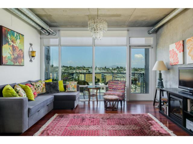 1080 Park Blvd #912, San Diego, CA 92101 (#180044416) :: Beachside Realty