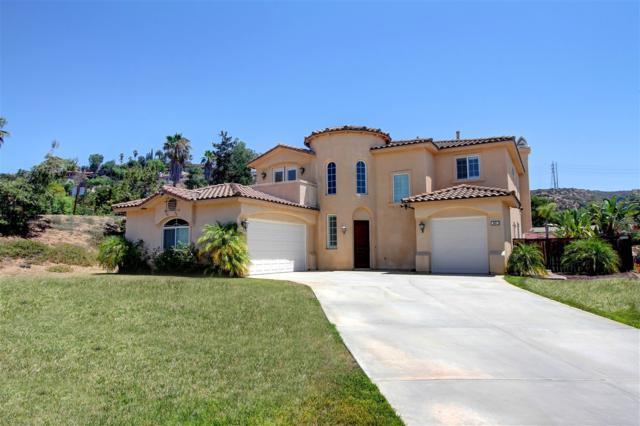 681 Sandra Ln, El Cajon, CA 92019 (#180044419) :: The Houston Team   Compass
