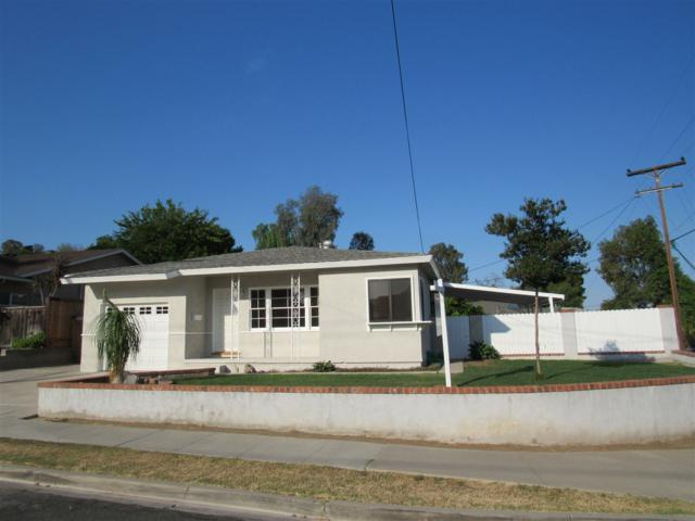 6090 Amarillo Ave., La Mesa, CA 91942 (#180044420) :: Keller Williams - Triolo Realty Group