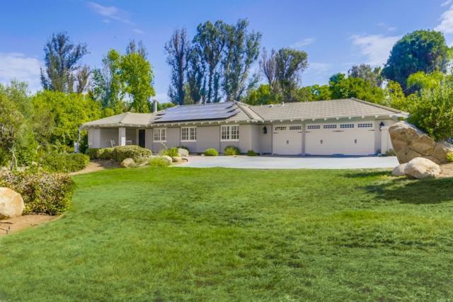 13350 Stone Canyon Road, Poway, CA 92064 (#180044470) :: Beachside Realty
