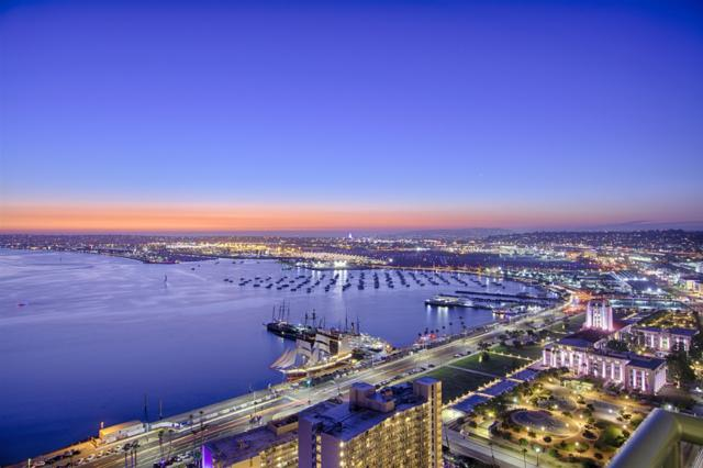 1205 Pacific Hwy #3501, San Diego, CA 92101 (#180044474) :: Beachside Realty