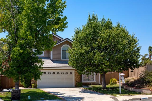 24423 Ridgewood Dr, Murrieta, CA 92562 (#180044515) :: The Yarbrough Group