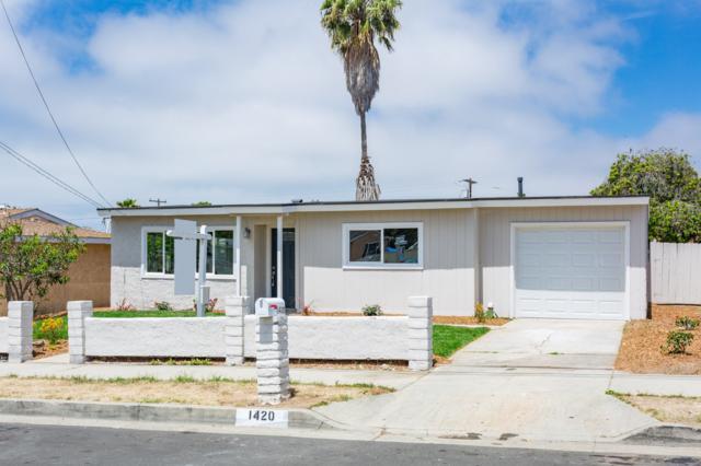 1420 Langford, Oceanside, CA 92058 (#180044521) :: Keller Williams - Triolo Realty Group