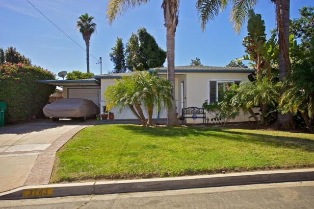 3743 Kingsley Street, San Diego, CA 92106 (#180044566) :: Welcome to San Diego Real Estate