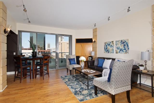 645 Front Street #1104, San Diego, CA 92101 (#180044579) :: Beachside Realty