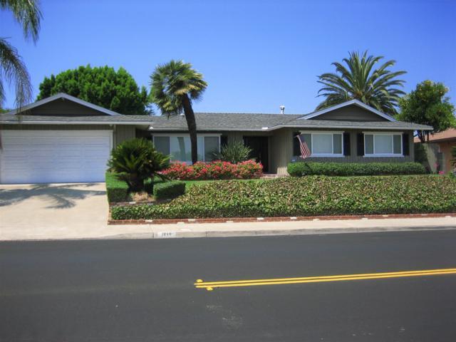 1616 Hacienda Drive, El Cajon, CA 92020 (#180044738) :: Keller Williams - Triolo Realty Group