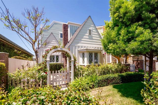 7714 Ivanhoe Ave, La Jolla, CA 92037 (#180044747) :: The Yarbrough Group