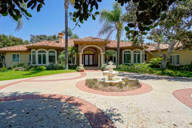 6415 Primero izquierdo, Rancho Santa Fe, CA 92067 (#180044774) :: The Yarbrough Group