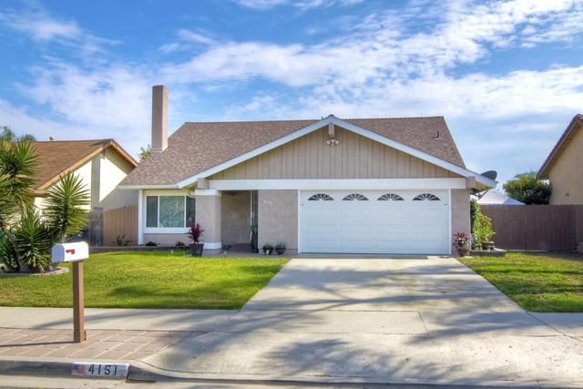 4151 Galbar Street, Oceanside, CA 92056 (#180044831) :: Keller Williams - Triolo Realty Group
