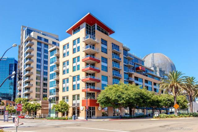 206 Park Blvd #210, San Diego, CA 92101 (#180044886) :: Keller Williams - Triolo Realty Group