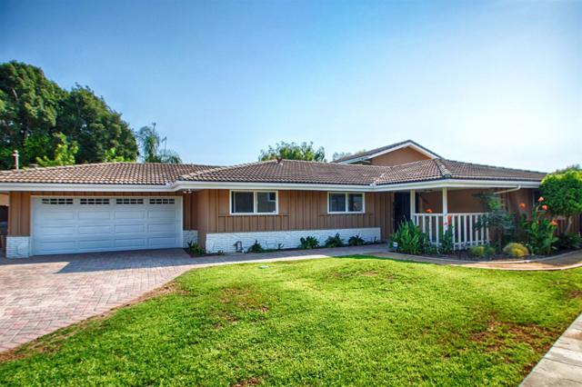 1405 Crestridge, Oceanside, CA 92054 (#180044975) :: Keller Williams - Triolo Realty Group