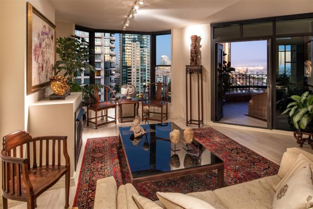500 W Harbor Drive #1217, San Diego, CA 92101 (#180045007) :: Welcome to San Diego Real Estate