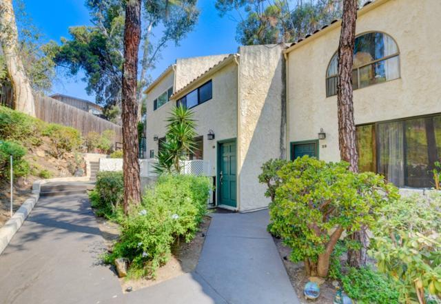 7940 University Ave #28, La Mesa, CA 91942 (#180045018) :: Neuman & Neuman Real Estate Inc.