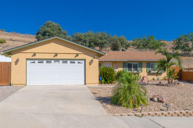 9643 Cecilwood Drive, Santee, CA 92071 (#180045094) :: Whissel Realty