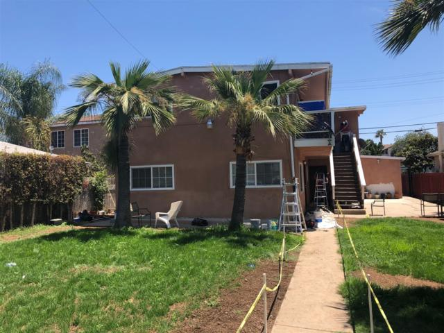 3545 44th Street, San Diego, CA 92105 (#180045129) :: Keller Williams - Triolo Realty Group