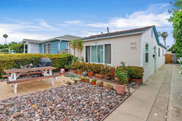 861-63 Opal St, San Diego, CA 92109 (#180045252) :: The Yarbrough Group