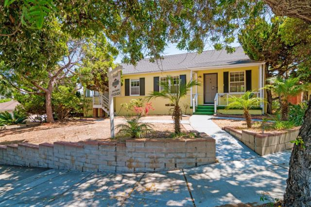 3793 Poe St, San Diego, CA 92107 (#180045268) :: The Yarbrough Group