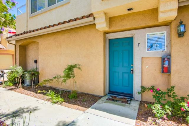 11364 Via Rancho San Diego Unit F, El Cajon, CA 92019 (#180045289) :: Whissel Realty