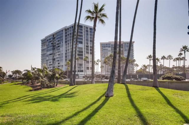 1820 Avenida Del Mundo #606, Coronado, CA 92118 (#180045311) :: Ascent Real Estate, Inc.