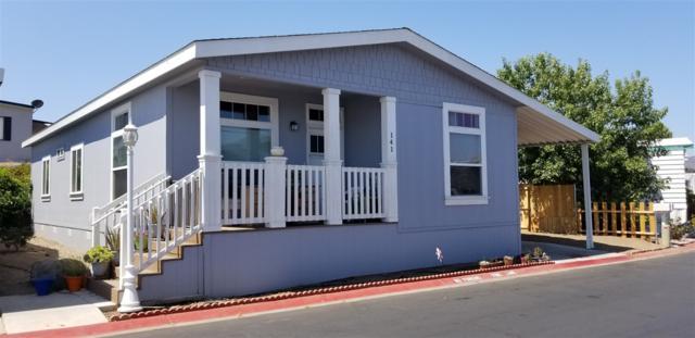 2400 W W Valley Pkwy Spc 141, Escondido, CA 92029 (#180045395) :: Beachside Realty