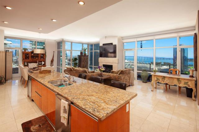 550 Front St #1501, San Diego, CA 92101 (#180045448) :: The Yarbrough Group