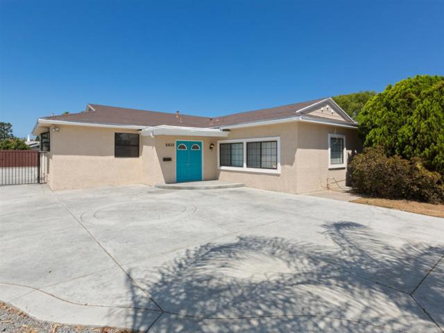 6602 Crawford St, San Diego, CA 92120 (#180045528) :: The Yarbrough Group