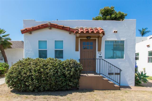 4781 Niagara Avenue, San Diego, CA 92107 (#180045600) :: Coldwell Banker Residential Brokerage