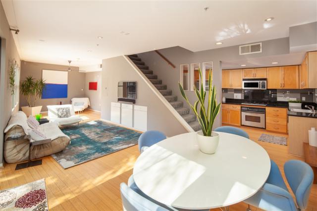 1750 Kettner Blvd #402, San Diego, CA 92101 (#180045777) :: Keller Williams - Triolo Realty Group