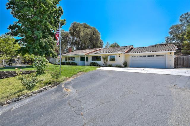 1409 Monte Vista Drive, Vista, CA 92084 (#180045804) :: Douglas Elliman - Ruth Pugh Group