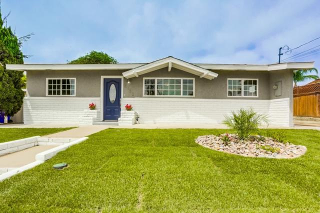 5132 Canosa Ave, San Diego, CA 92117 (#180045824) :: Whissel Realty