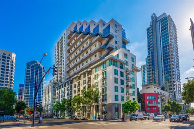 1240 India St #509, San Diego, CA 92101 (#180045857) :: Welcome to San Diego Real Estate