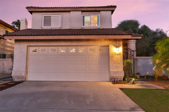 15865 Lofty Trail Drive, San Diego, CA 92127 (#180045960) :: The Yarbrough Group