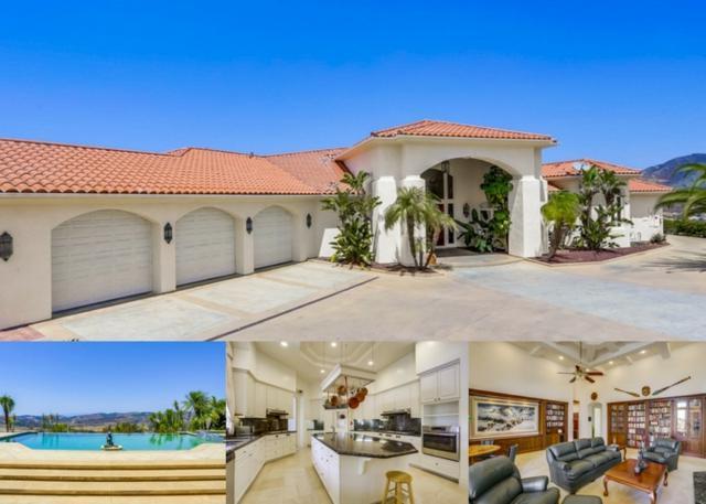 31581 Larga Vista, Valley Center, CA 92082 (#180045965) :: Coldwell Banker Residential Brokerage