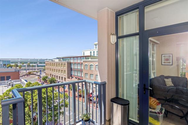 530 K St #503, San Diego, CA 92101 (#180046029) :: Whissel Realty