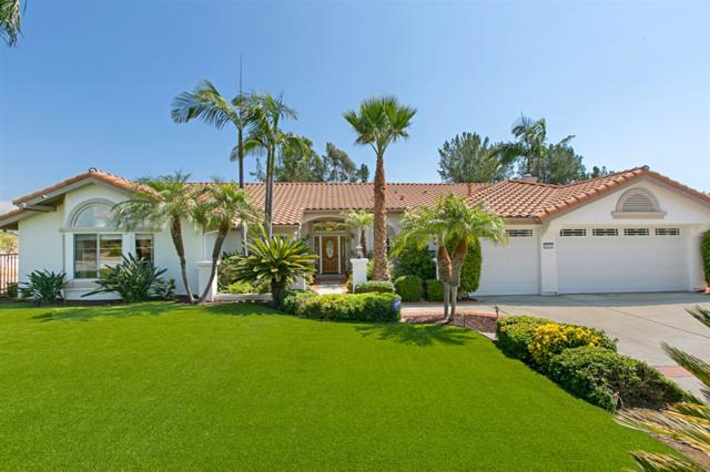 1836 Continental Lane, Escondido, CA 92029 (#180046035) :: The Yarbrough Group