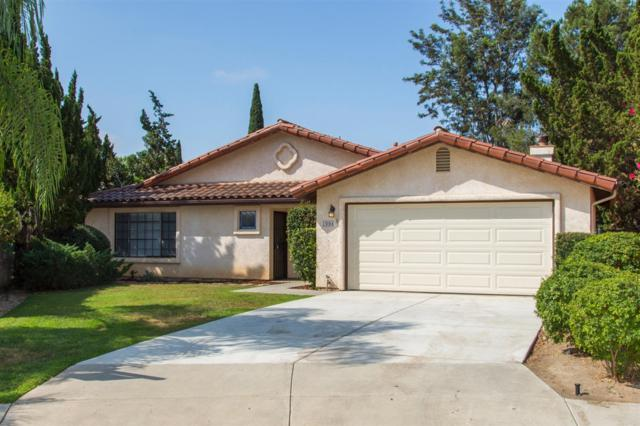 1094 Avenida Campana, Fallbrook, CA 92028 (#180046046) :: Beachside Realty