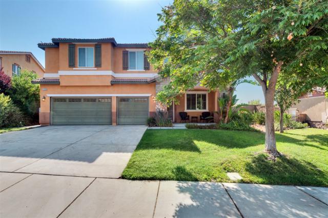 41038 Crimson Pillar Ln, Lake Elsinore, CA 92532 (#180046083) :: Allison James Estates and Homes