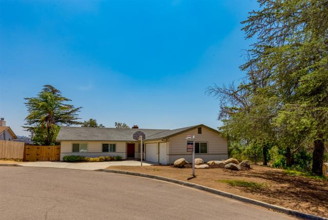 1615 Hollow Pl, El Cajon, CA 92019 (#180046208) :: Bob Kelly Team